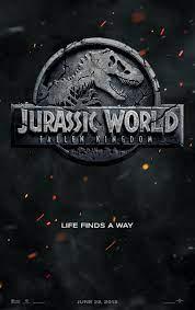 Jurassic Word: Fallen Kingdom