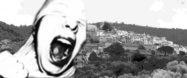 Guardia Sanframondi: una comunità malata di mente