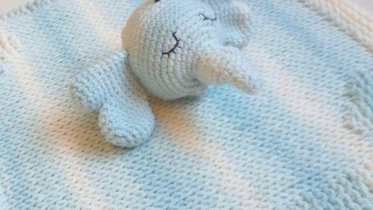 Crochet Elephant Applique Pattern: A Cute Embellishment for Hats ... | 720x1280
