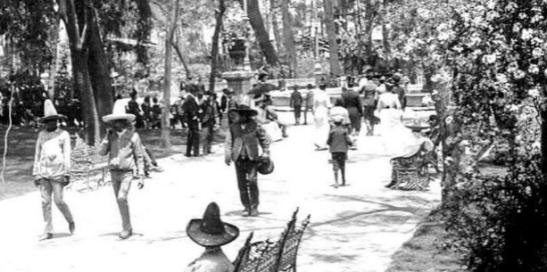 Finales s XIX fotografía estereoscópica publicada por Underwood & Underwood