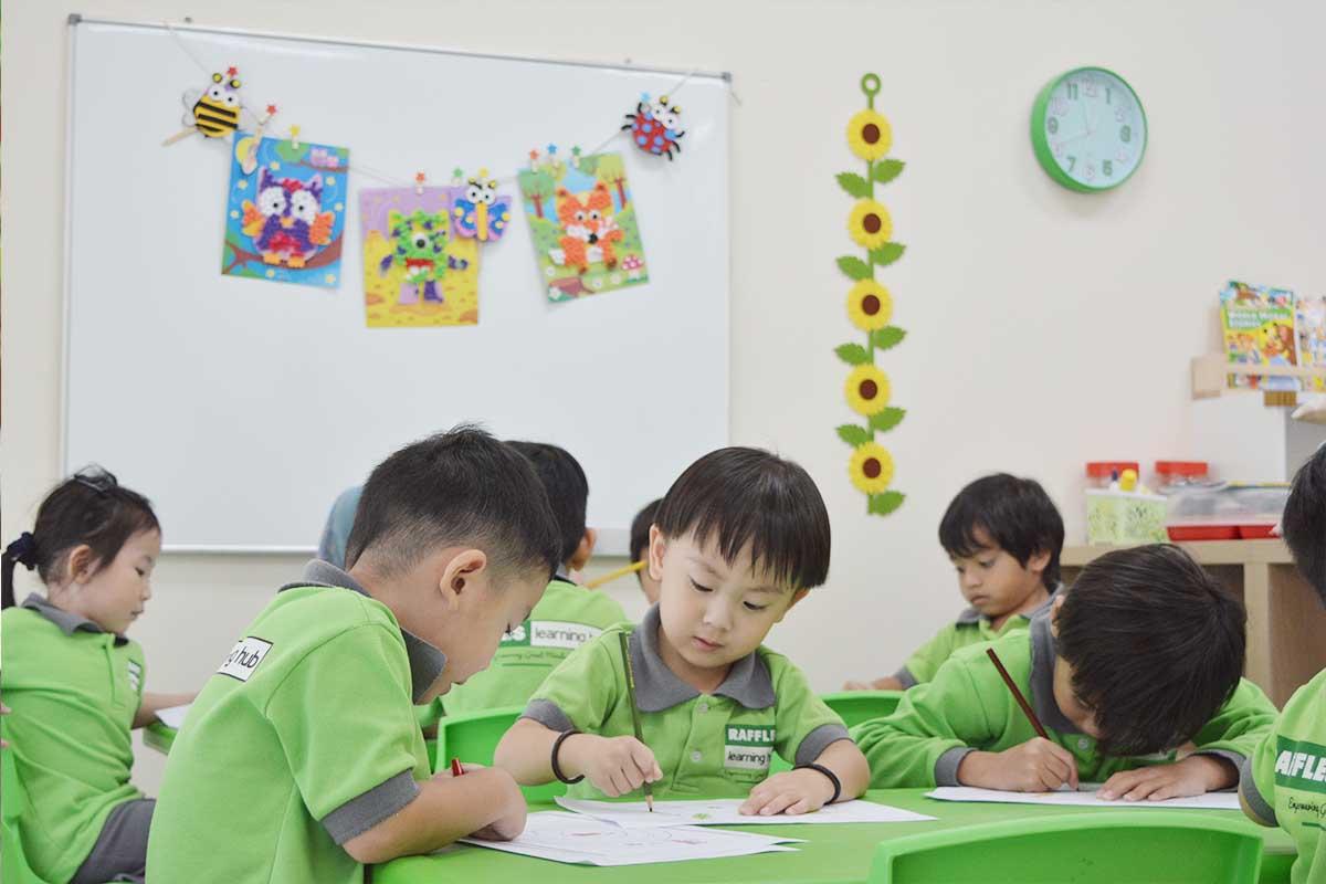 preschool jb