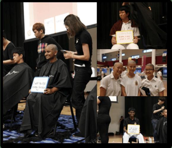 Hair for Hope 2012