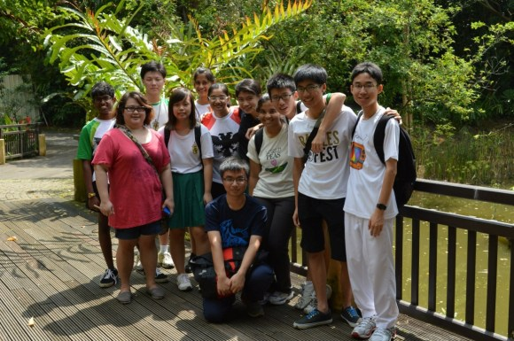 Outdoor Trip to Sungei Buloh Wetland Reserve