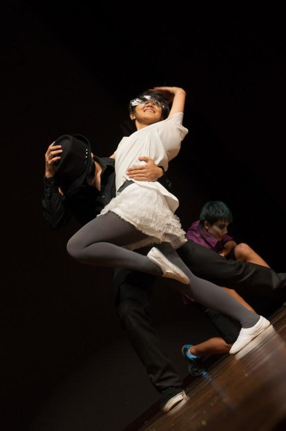 BB1's dance, featuring a Joker