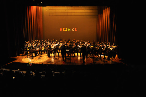 Rejoice! A Celebration of Music 2013