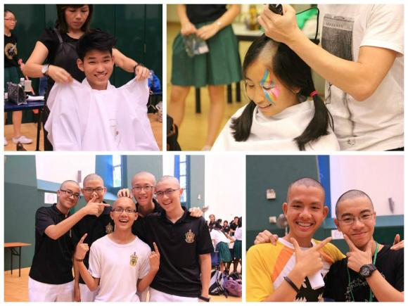 Hair For Hope 2014: 234 shavees, over $40,000 raised. Read more at http://rafflespress.com/2014/08/01/6587/