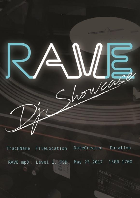 Rave Showcase precise version