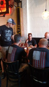 Carolina Brotherhood Event from Rukosky and Associates
