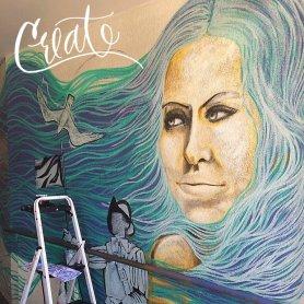 Mural Design By Rafi Perez