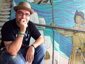 Mural Design By Rafi Perez