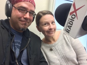 RadioX Interview