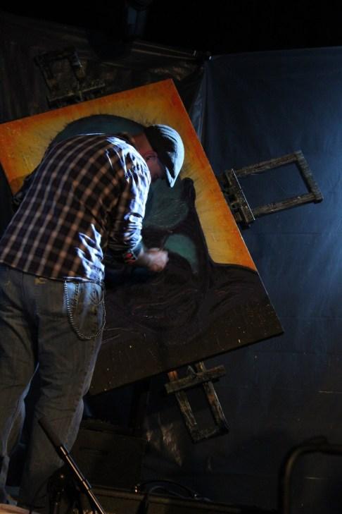 Rafi Perez Live Painting Vinyl