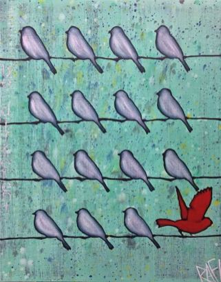 Be Different Birds