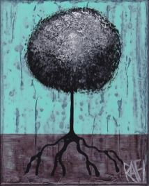 Black Lolli Tree