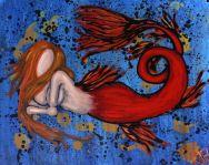 Ginger Mermaid Series By Rafi Perez