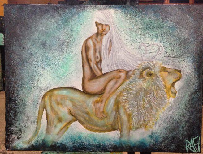 Rafi Perez Live Painting Empowerment