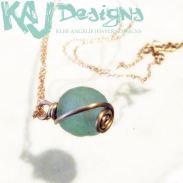 sea-foam-african-trade-glass-necklace