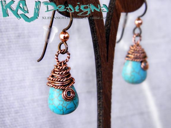 turquoise-drop-earrings