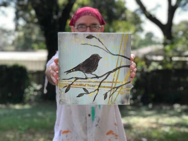 Birds Of The Season Wall Art Series By Artist Rafi Perez