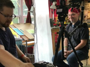 Rafi And Klee Interview Vivid Bridge Studios