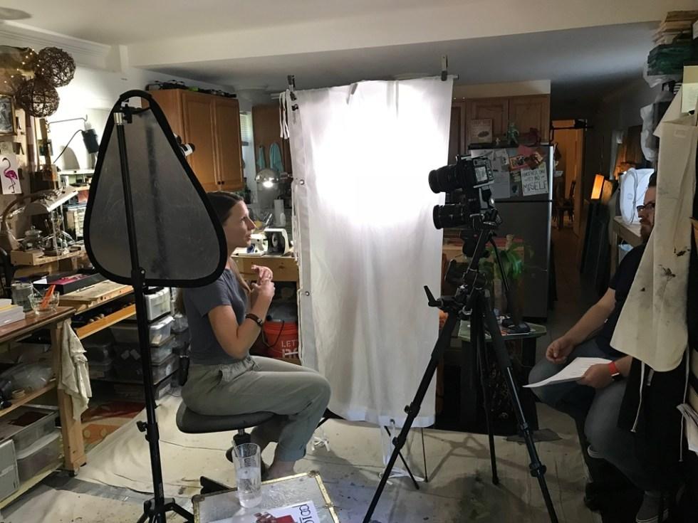 Rafi And Klee Interview Vivid Brigde Studios