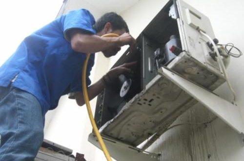 Layanan Cuci Ac Jakarta Timur