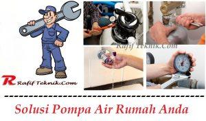 jasa service pompa air depok