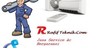 jasa service ac bergaransi