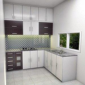 kitchen set mewah luxury design