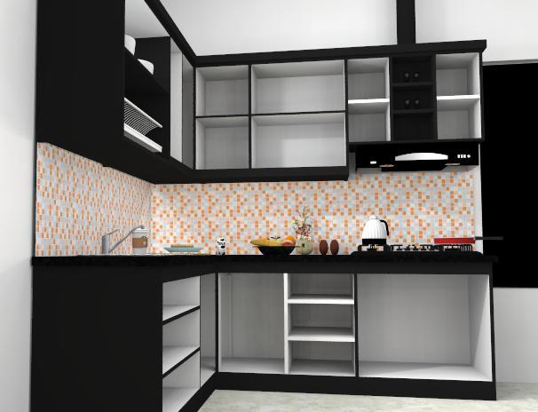 rafif teknik kitchen set terbaik