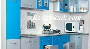 Gambar Kitchen set sederhana