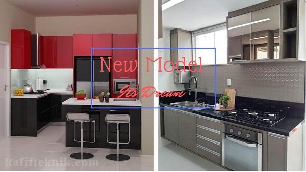 kitchen set depok profesional