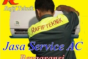 Harga Terbaru Jasa Service AC Rafif Teknik