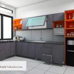 Ruangan dapur minimalis