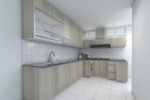 Desain Dapur Mewah Klasik