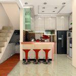 Dapur Minimalis Modern Mewah