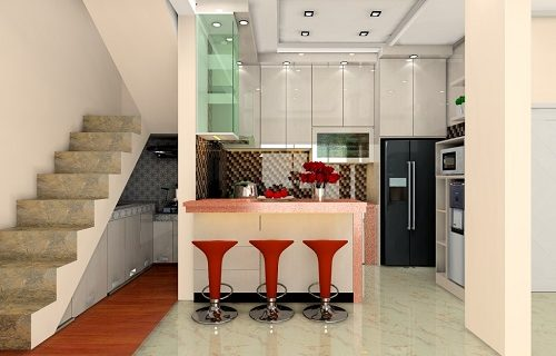 Dapur Mewah Modern