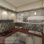 Model Ruangan Dapur Sederhana