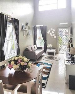 Model Desain Interior Rumah Tinggi