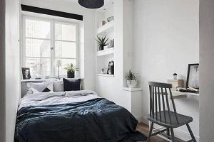 model Desain Kamar Tidur Sederhana dan Murah