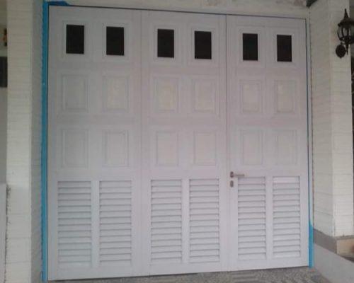 model pintu gerbang aluminium