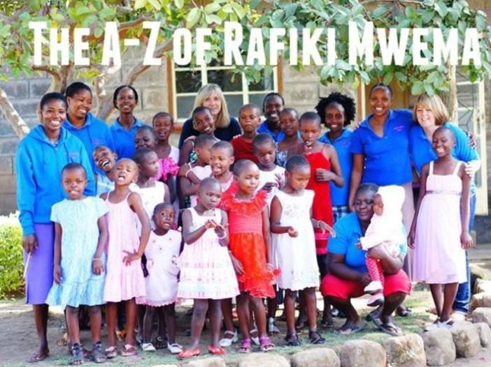 The A-Z of Rafiki Mwema