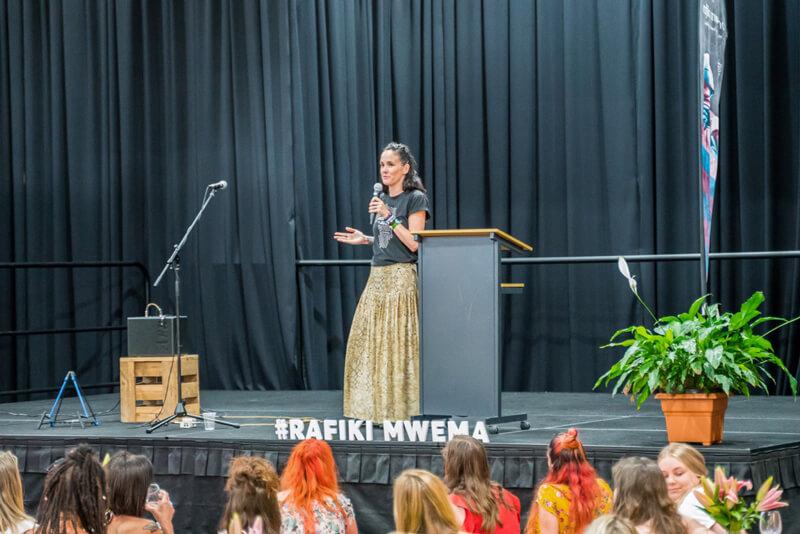 Sarah-Rosborg Rafiki Mwema