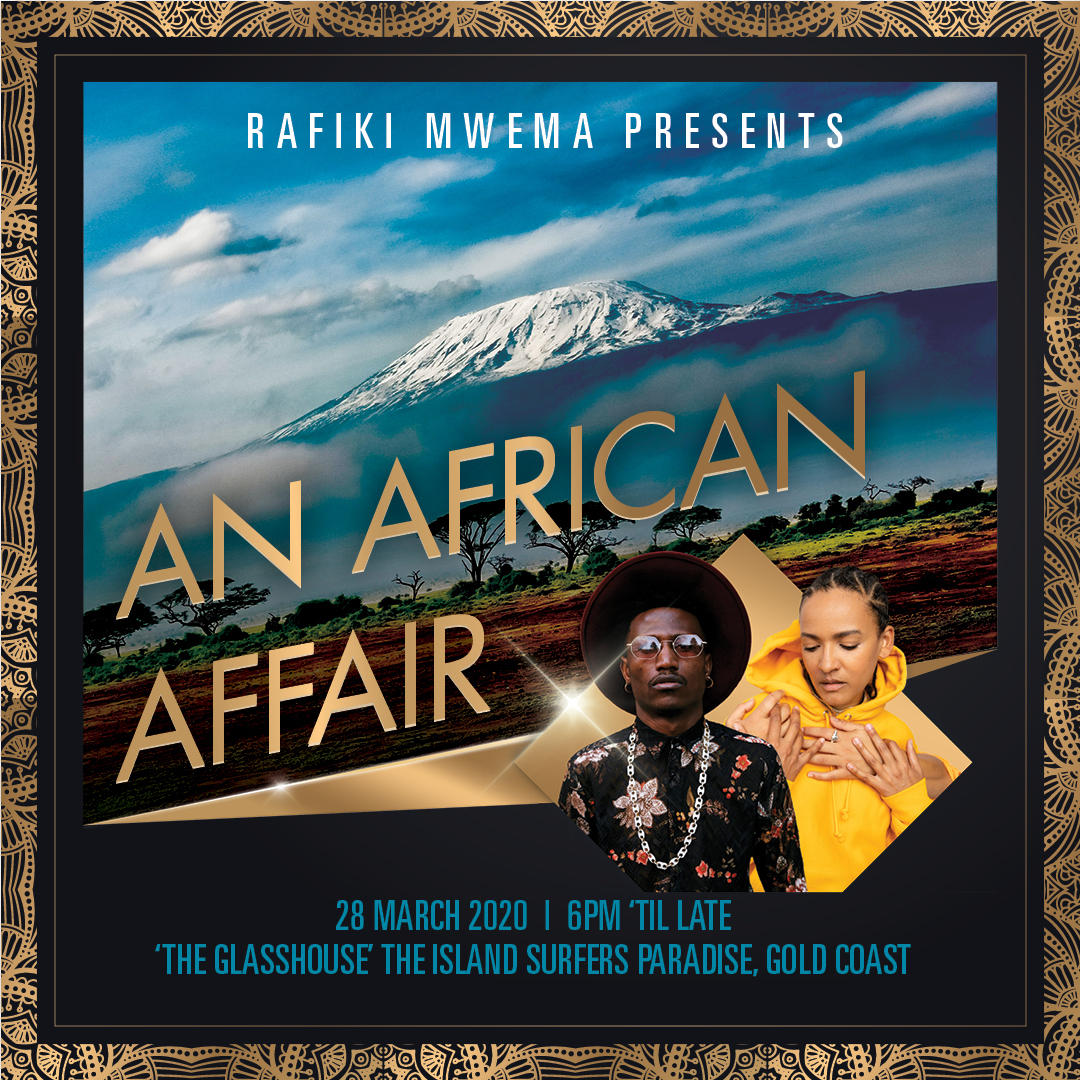 An African Affair – Gold Coast