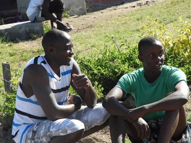 Keyworkers at Rafiki Mwema 6