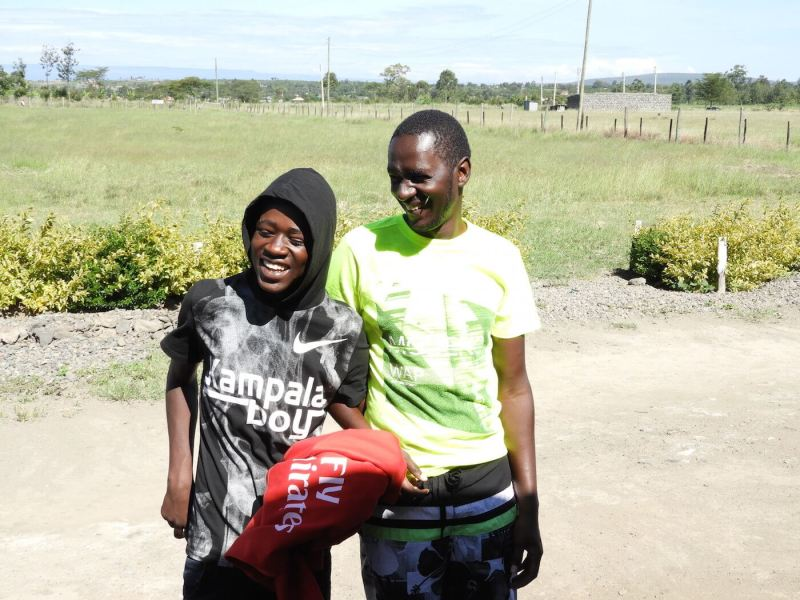 Keyworkers at Rafiki Mwema 7