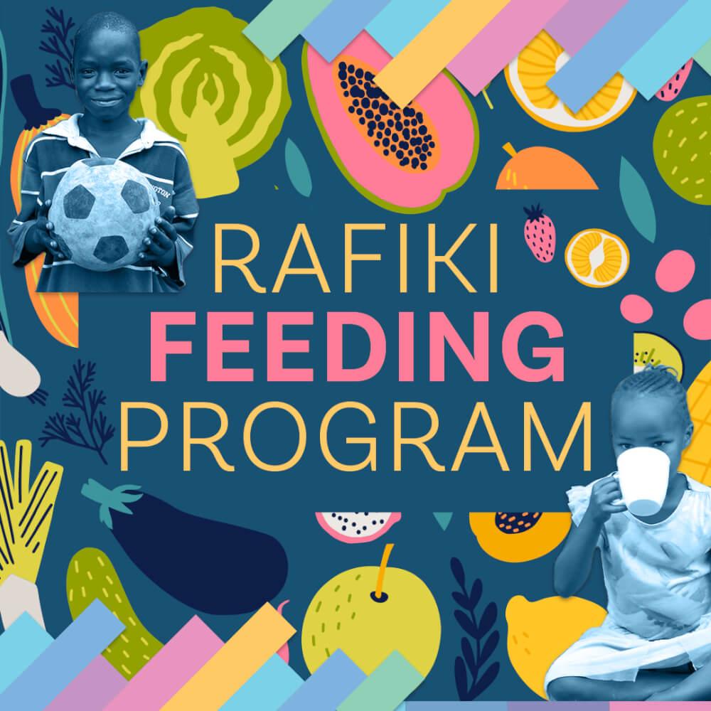 Rafiki Feeding Program