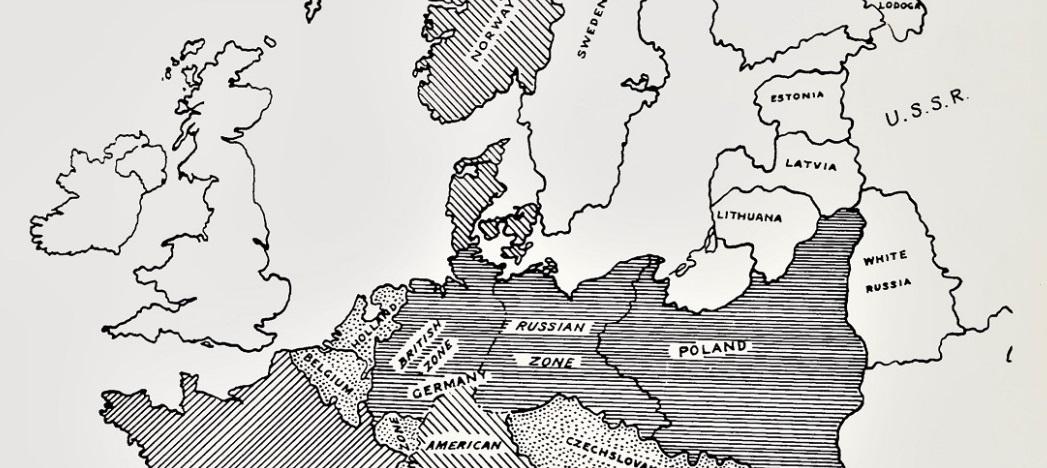 MRES (Europe) Map