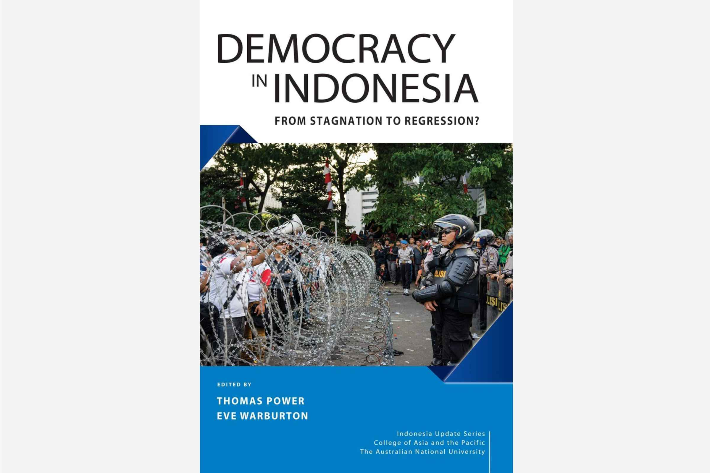 Democracy in Indonesia Book Cover