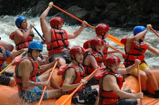 Maine Rafting Giveaway